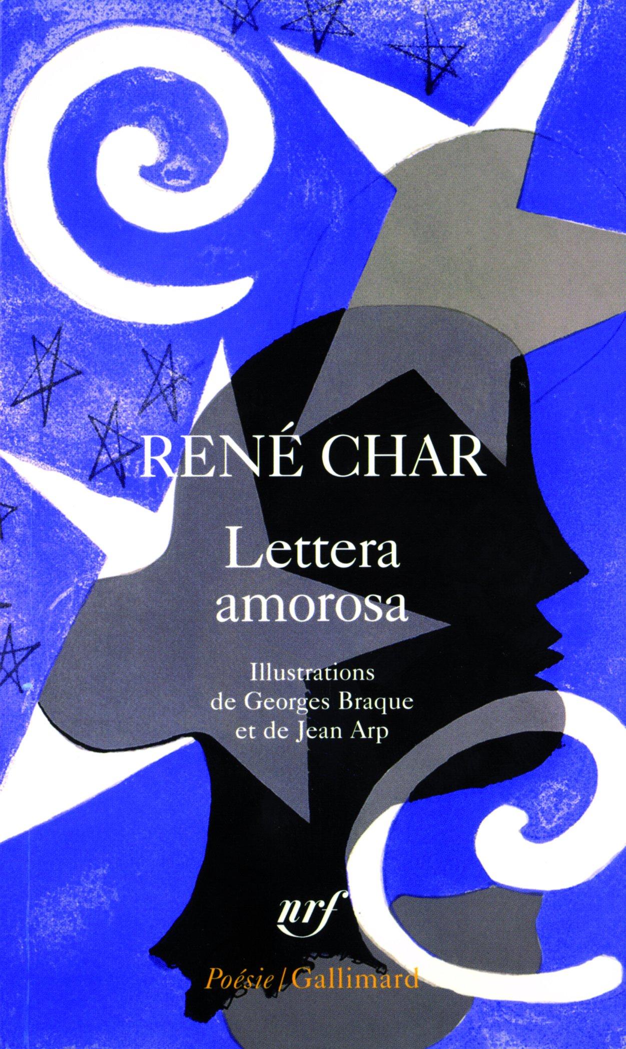 La LETTERA AMOROSA de René Char: quelques pistes d'analyse pour l'étude de l'ouvrage