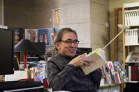 «Les poèmes nous apprennent nos possibles!» Échange avec Serge Martin